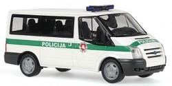 Ford Transit Polizei Litauen