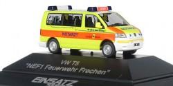 VW T5 NEF Feuerwehr Frechen