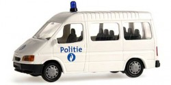 Ford Transit Polizei Belgien