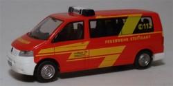 VW T5 MTW Feuerwehr Stuttgart Weilimdorf