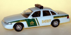 Ford Crown US Deputy Sheriff