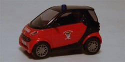 Smart Fortwo Feuerwehr Duisburg