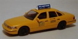 Ford Crown Victoria N.Y.C. Taxi