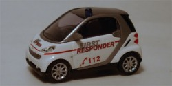 Smart Fortwo First Responder