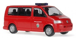 VW T5 MTW Feuerwehr Thal