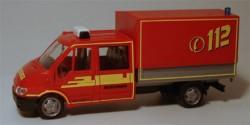 Ford Transit Pritsche/Plane Feuerwehr