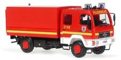 MAN L 2000 Dekon-P Feuerwehr Osnabrück