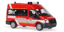 Ford Transit MTW Feuerwehr Eisenhüttenstadt