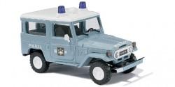 Toyota Land Cruiser Polizei Macau
