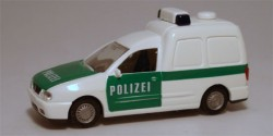 VW Caddy Polizei Berlin