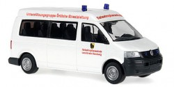 VW T5 MD ELW Katastrophenschutz Landkreis Bamberg