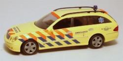 Mercedes Benz E-Klasse T-Modell Witte Kruis Den Haag