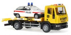 Iveco Eurocargo Abschleppwagen ÖAMTC Wien