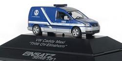 VW Caddy Maxi THW Elmshorn