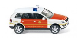 VW Touareg ELW Feuerwehr Hamburg