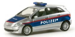 Mercedes Benz B-Klasse Polizei Österreich