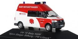 VW T5 Baby Notarzt Björn Steiger Stiftung