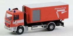 Mercedes Benz Actros Wechsellader Atemschutz Feuerwehr Sindelfingen