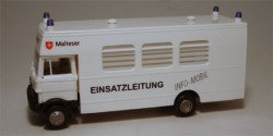Mercedes Benz LP 809 Malteser Einsatzleitung