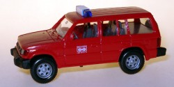 Mitsubishi Pajero Feuerwehr Innsbruck ELW