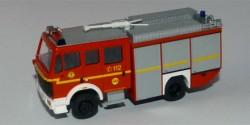 Mercedes Benz MK 88 TLF Feuerwehr Hamburg - Elbtunnelfeuerwehr