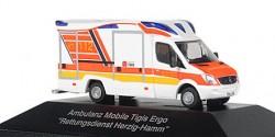 Mercedes Benz Sprinter Tigis Ergo RTW Falck Rettungsdienst Herzig-Hamm
