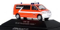 VW T5 ELW Feuerwehr Köln