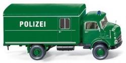 Mercedes-Benz L710 Koffer-LKW Polizei