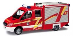 Mercedes Benz Sprinter VRF Feuerwehr Torgelow