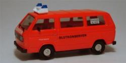VW Bus Feuerwehr - Blutkonserven