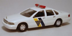 Chevrolet Caprice - Nr. 17 - New Jersey State Police