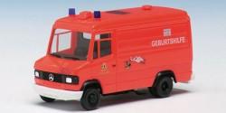 Mercedes Benz 609 D Feuerwehr RTW Geburtshilfe
