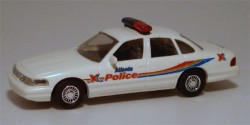 Ford Crown Victoria Atlanta Police
