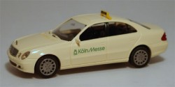 Mercedes Benz E-Klasse Taxi Messe Köln