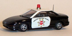 Ford Probe Arizona Highway Patrol