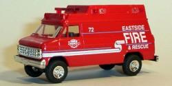 Chevrolet Ambulance Eastside Fire & Rescue