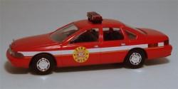 Chevrolet Caprice Firechief