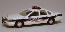 Chevrolet Caprice Police DWI Enforcement