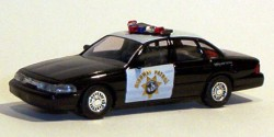 Ford Crown Victoria California Highway Patrol