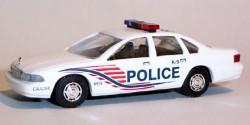 Chevrolet Caprice Washington DC Police