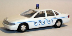 Chevrolet Caprice Waterville Police