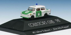 Trabant 601 S Polizei