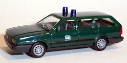 VW Passat Bahnpolizei