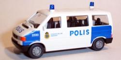 VW T4 Polizei Schweden
