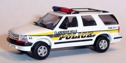 Chevrolet Blazer Clarendon Hills Police