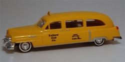 Cadillac 52 Taxi Yellow Cab