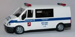 Ford Transit Polizei Moskau 2 DPS 1-15