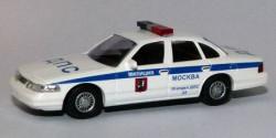 Ford Crown Victoria Polizei Moskau 15 DPS