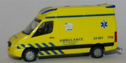 Mercedes Benz Sprinter Ambulance RAV Limburg Noord - Hulp Ambulance