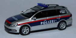 VW Passat B7 Variant Polizei Österreich